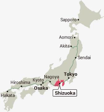 HOME / SHIZUOKA GUIDE